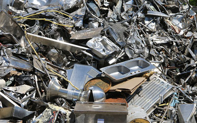 Four Reasons to Why You Should Recycle Metals
