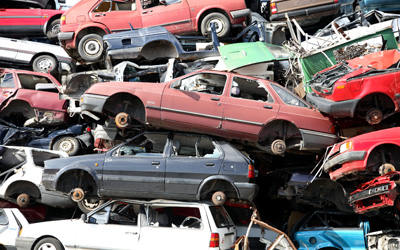 Do You Want To Scrap Your Rusty Car? Follow These Rules